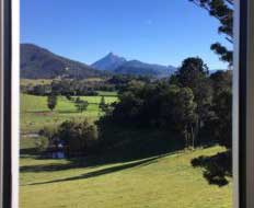 view of Mt Warning