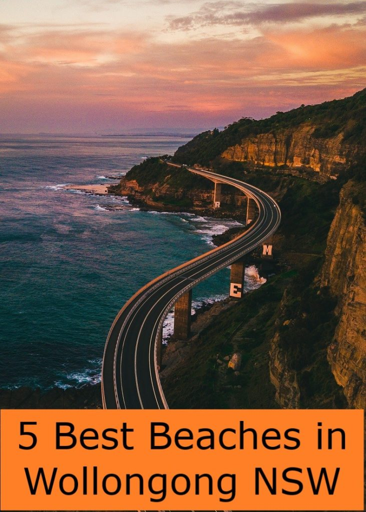 5 Best Beaches in Wollongong NSW