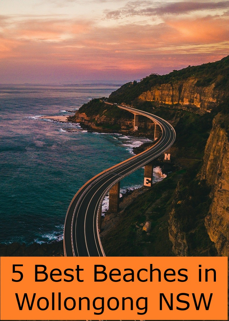 5 Best Beaches in Wollongong