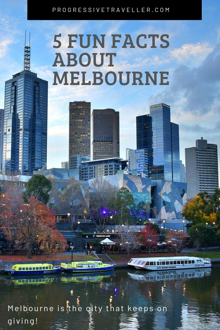 Facts about Melbourne Australia