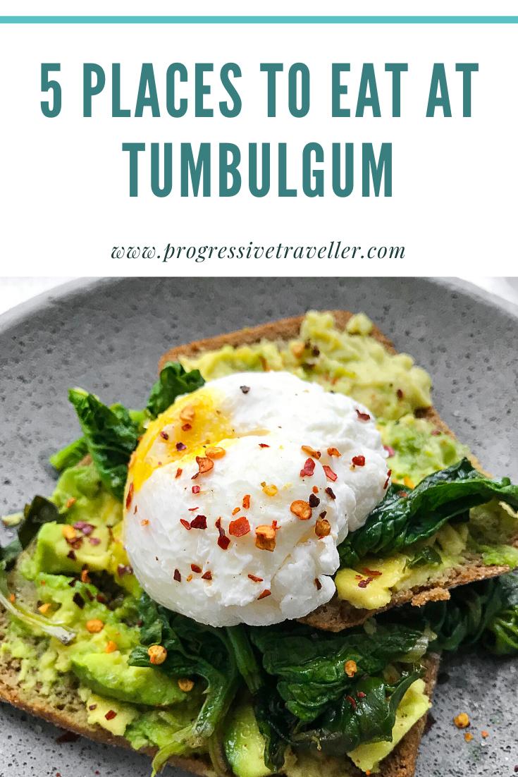 Tumbulgum restaurants and cafes