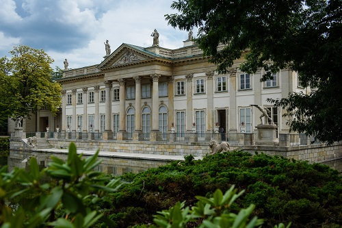 Architecture Warsaw Poland