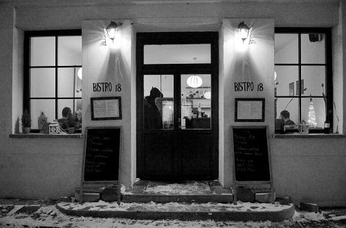 Vilnius Bistro 18 Restaurant