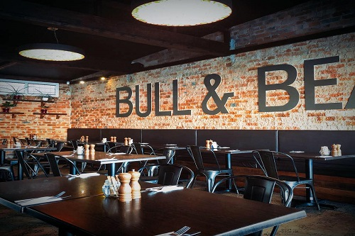 Bull & Bear Bar Restaurant Wollongong