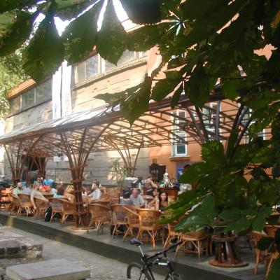 Bunkier Cafe Krakow