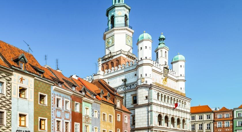 City Hall Poznan Poland