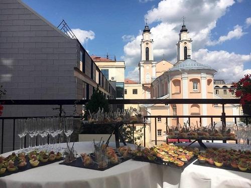 Daugirdas Old City Hotel Kaunas