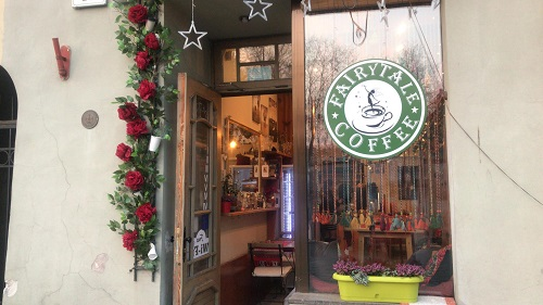 Fairytale Coffee Vilnius