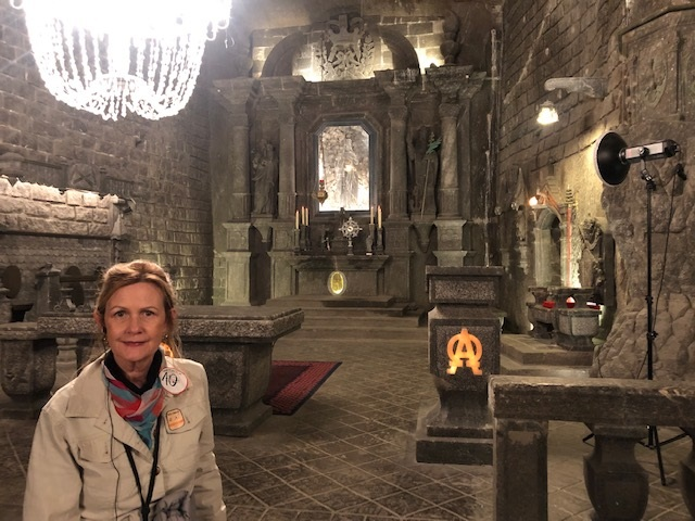 Grand Cathedral Salt Mine Krakow