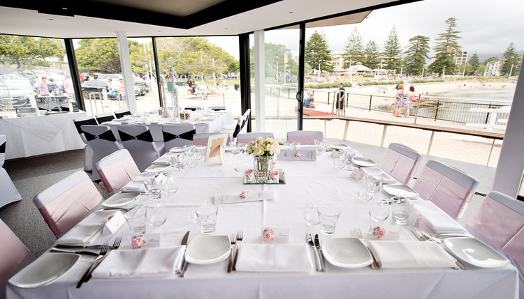 Harbourfront restaurant and wedding venue Wollongong NSW