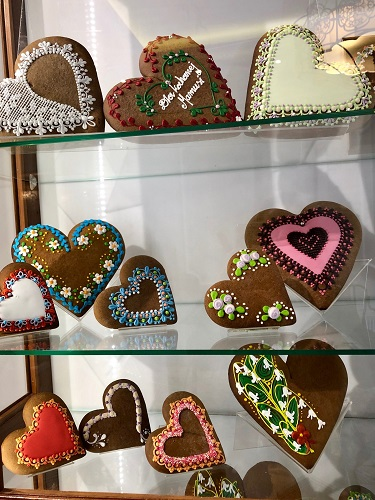 Torun Gingerbread Cookies