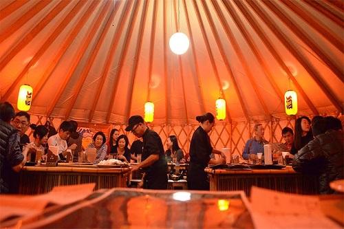 Kabuki Restaurant Experience