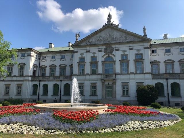 Krasinski Palace and Garden Warsaw