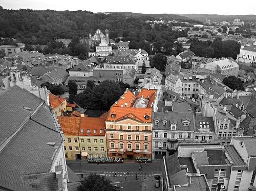 Narutis Hotel Vilnius