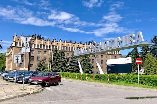 Nowa Huta Communist Steelworks Krakow
