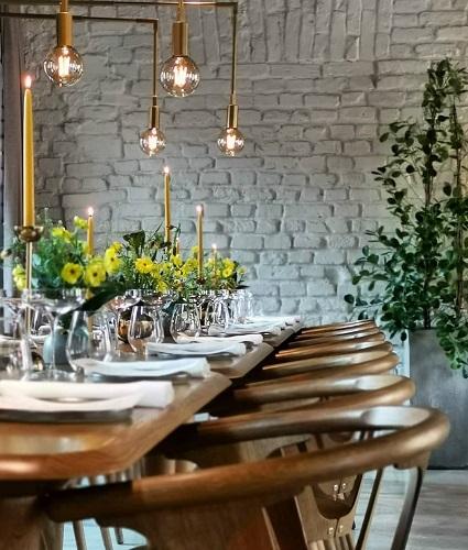 Fine Dining Kaunas Lithuania
