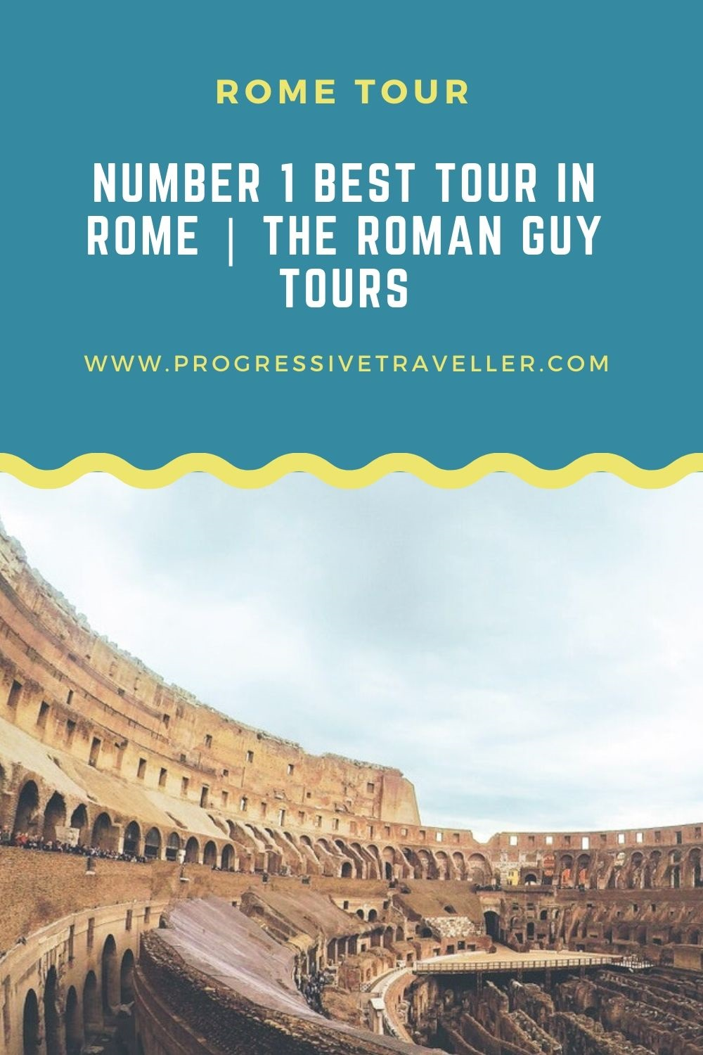 Number 1 Best Rome Tour