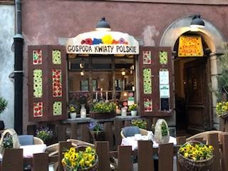 Old Town Restaurants in Warsaw