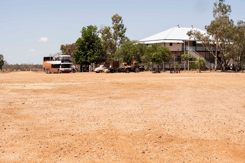 Longreach Outback Pioneers Nobo Station Experience