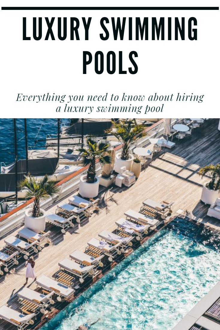 Swimming Pool Hire