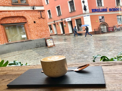 Torun Coffee Spot Poland