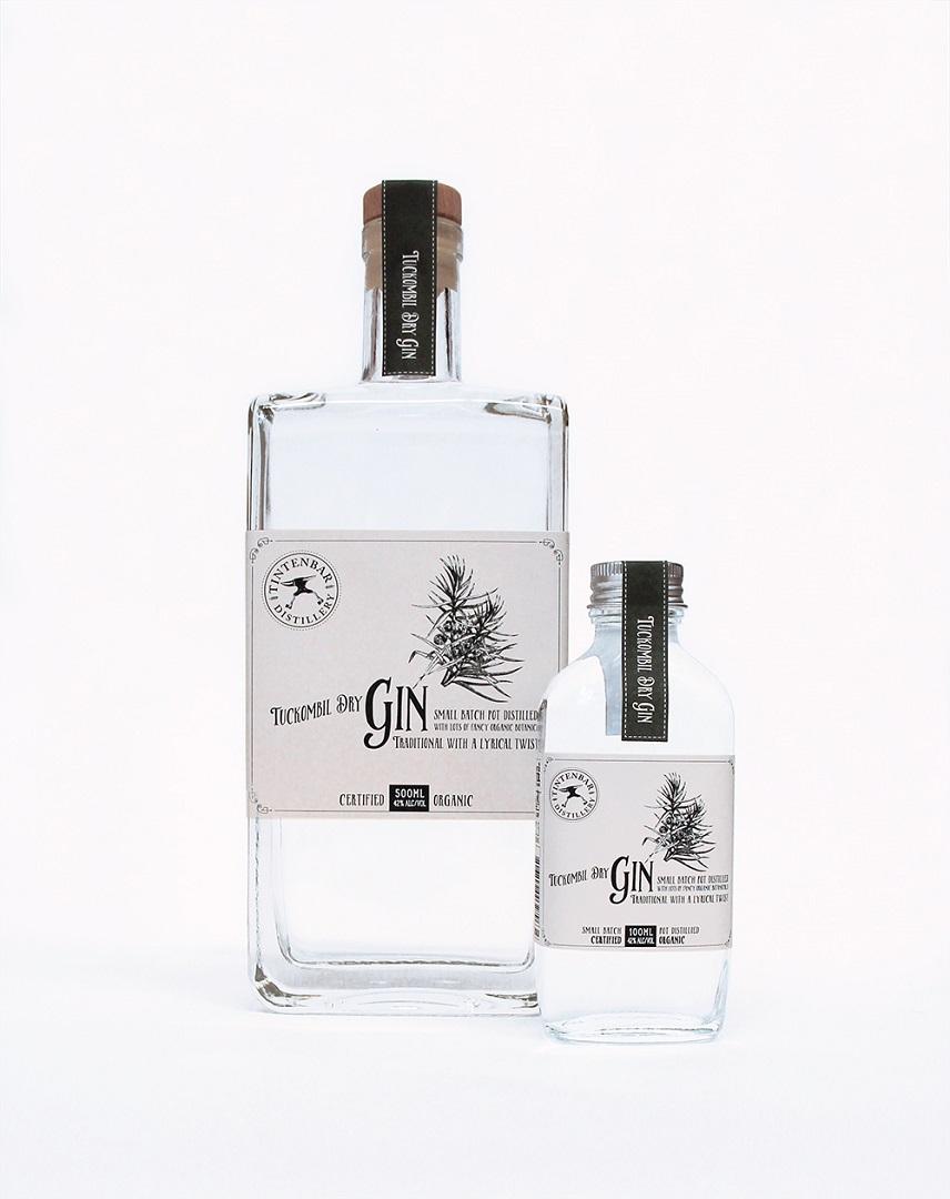 Tuckombil Dry Gin