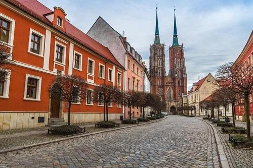 Viator Wroclaw City Tour