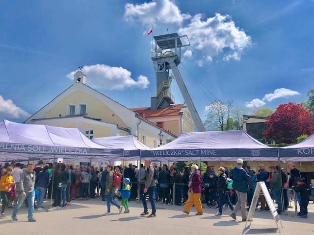 Wieliczka Salt Mines Krakow