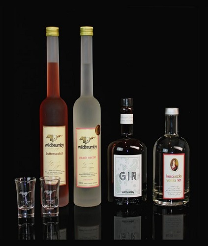 Wildbrumby Craft Spirits