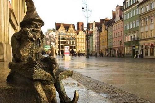 Wroclaw Gnome Viator Tour