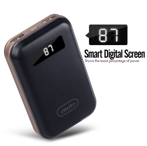 iMuto Mini External Battery Pack for Smart Devices
