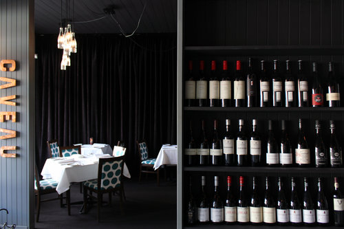 restaurant caveau wine cellar wollongong