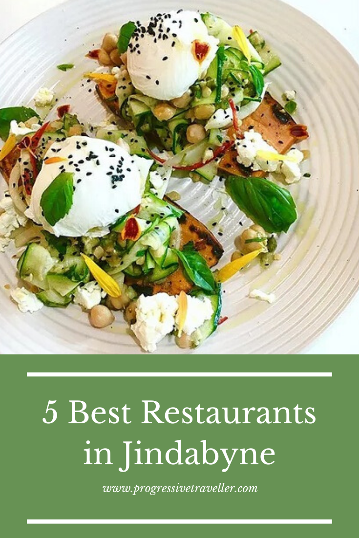 Best breakfast menu in Jindabyne