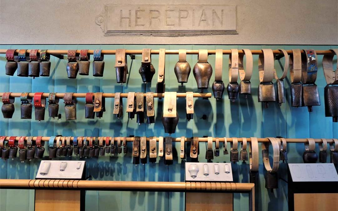 Herepian South France | Bell Museum