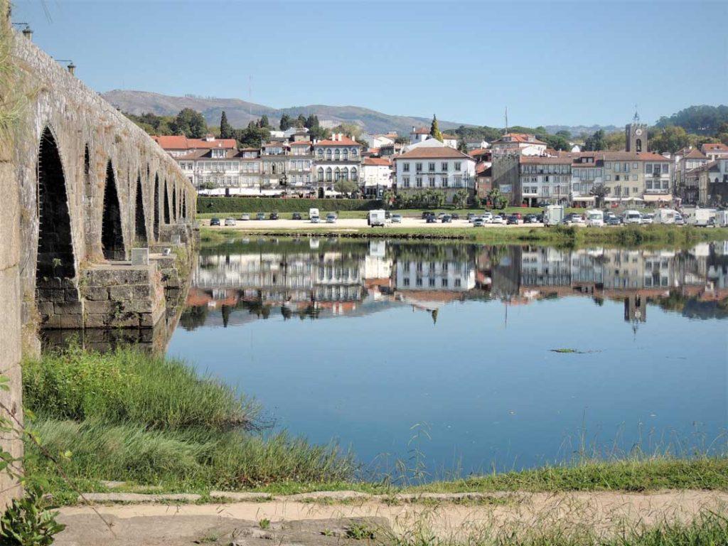 Ponte Lima Bridge Braga