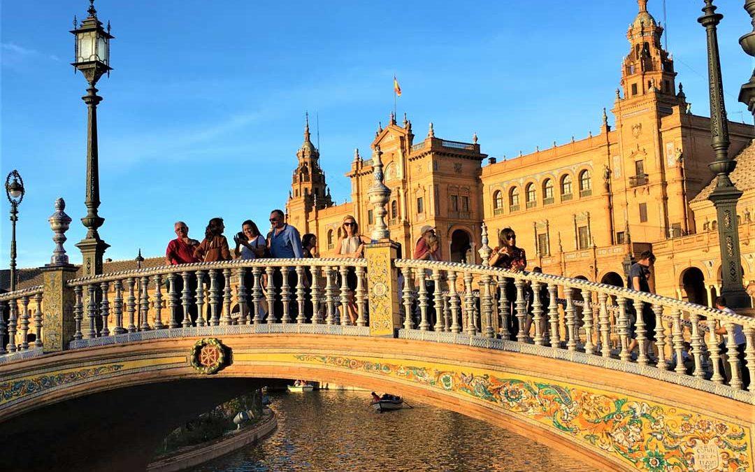 The Progressive Traveller Goes To Seville