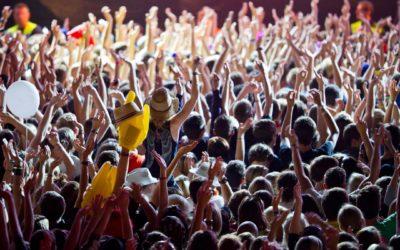 coachella , San Antonia Fun,large, crowds, gather, coachella, 2018, festival,