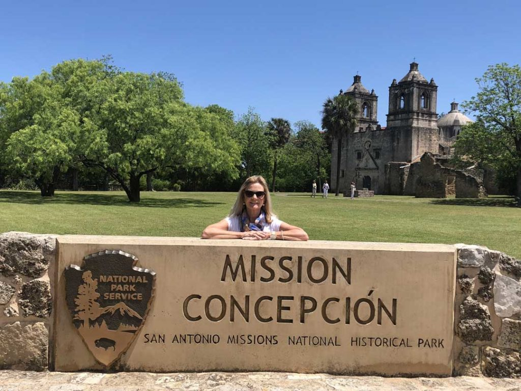 The Five Missions of San Antonio