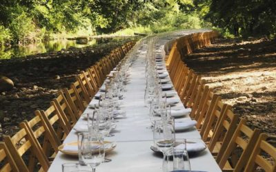 Outstanding in the Field: Farm to Table Dining Experience