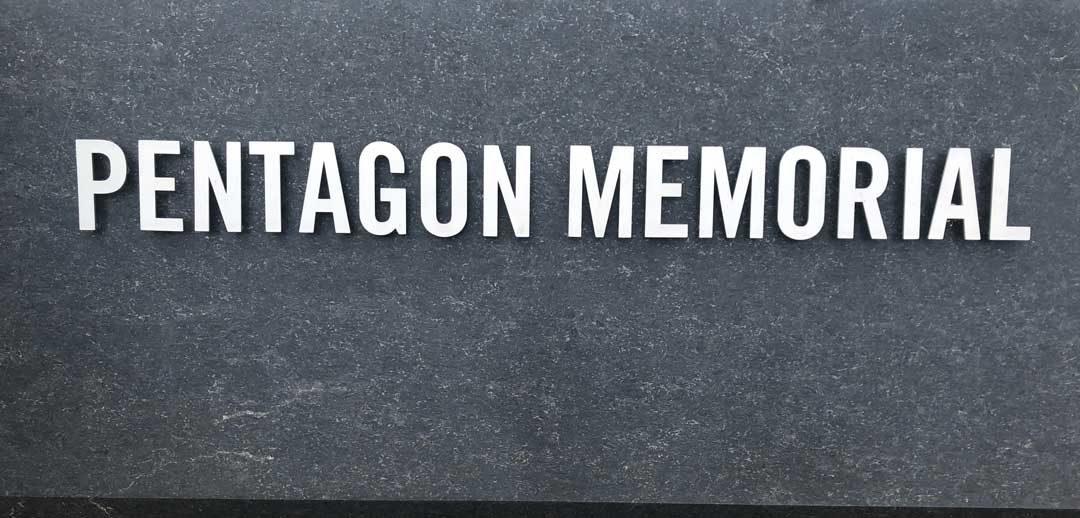 The National 9/11 Pentagon Memorial