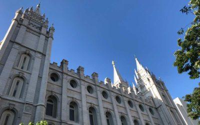 Temple Square Highlights - Salt Lake City Utah