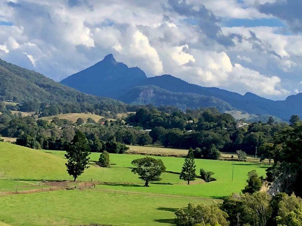 Mount Warning View