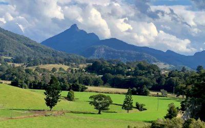 murwillumbah, Mount Warning NSW Views