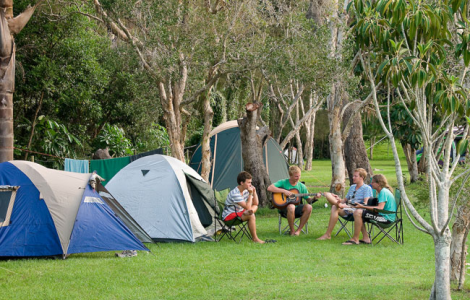 Campgrounds around Illawarra NSW