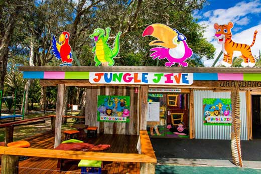 Jungle Jive Soft Play Discovery Park Emerald Beach