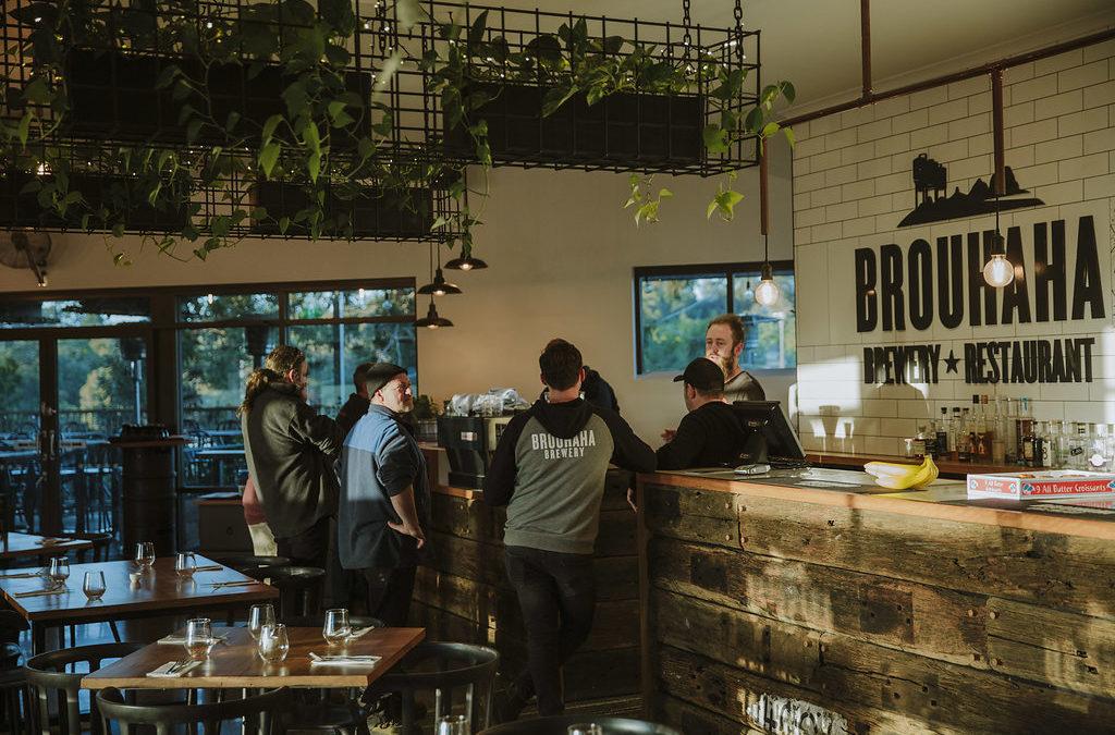 Brouhaha Brewery Maleny Sunshine Coast