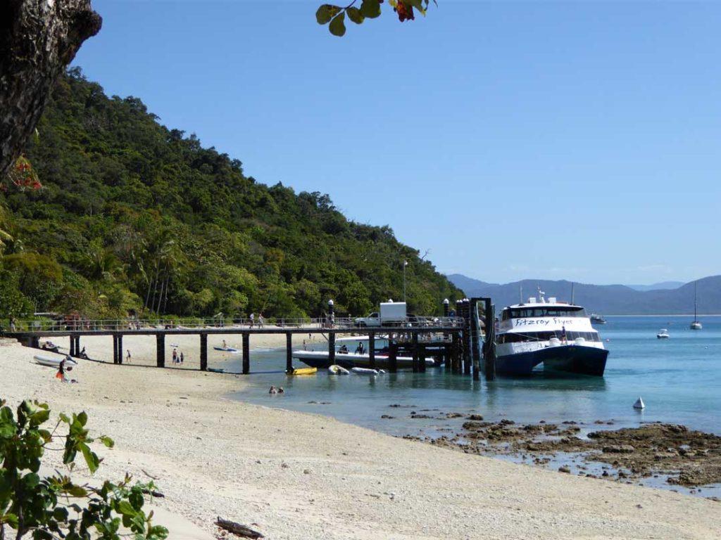Fitzroy Island Qld Jetty