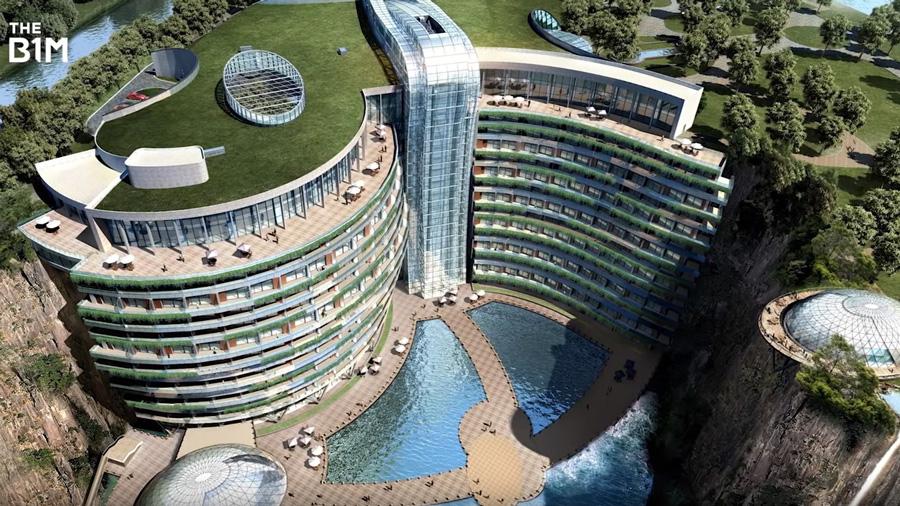 shanghai quarry hotel china
