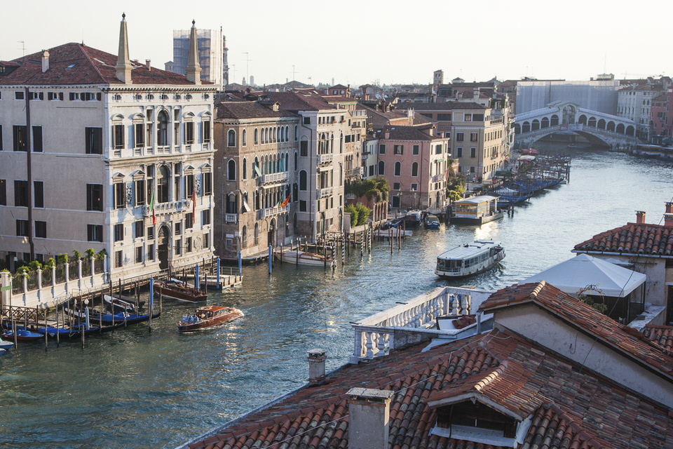 3 Luxurious Nights in Venice