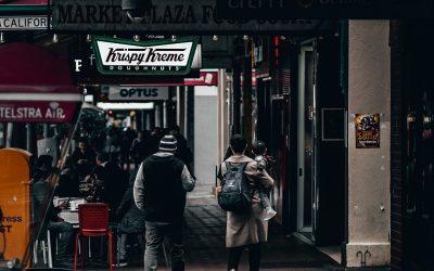 Krispy Kreme, Adelaide, Australia